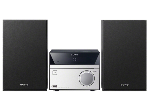 Sony CMT-S20 CD/Tuner Micro Hi-Fi System with USB - 110-240 Volt 50/60 Hz
