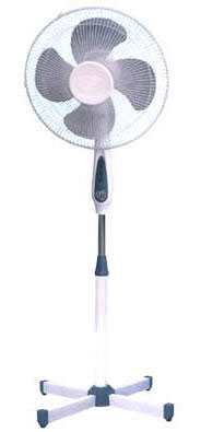 BDFS1600 Black and Decker 220-240 Volt Pedestal Fan