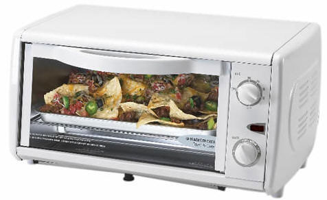 Black and Decker TRI200 220-240 Volt Oven