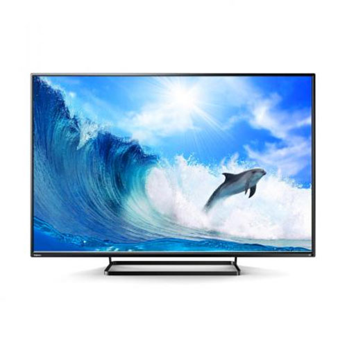 "Toshiba 43S2600 43"" Multi System PAL NTSC SECAM LED TV - 110-240 Volt 50/60 Hz For World Wide Use"