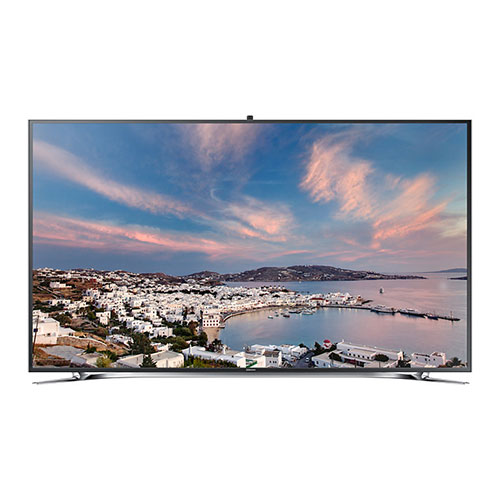"""Samsung UA-55F9000 55"""" 110 Volt 220 Volt PAL NTSC SECAM 4K 3D SMART UHD TV"""