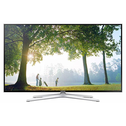 "Samsung UA-55H6800 55"" PAL NTSC SECAM Multi System  SMART 3D LED Curved LED TV"
