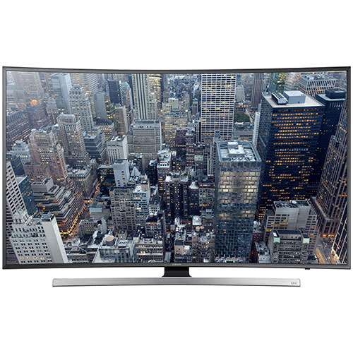 "Samsung UA-55JU6400 55"" PAL NTSC SECAM Multi System 4K UHD SMART LED TV -"