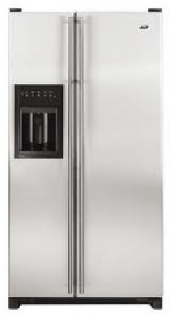 Whirlpool 220 Volt WGC2227HEKS Side by Side Refrigerator