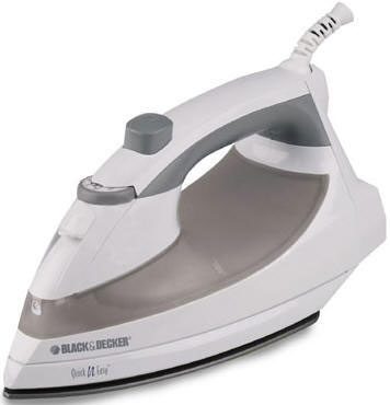 Black and Decker WGCF915 220-240 Volt Iron