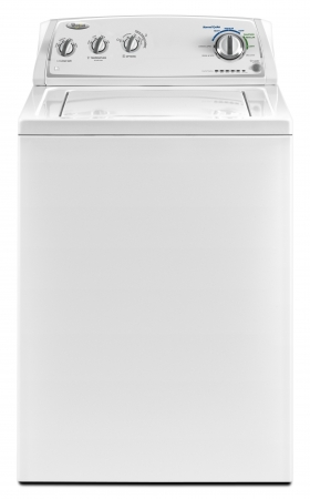 Whirlpool WTW4800YQ  220 Volt 50 Hertz Washer with High Capacity - 15 Kg / 33 lb - 3.5 Cu Ft Basket - To Use Outside North America!!