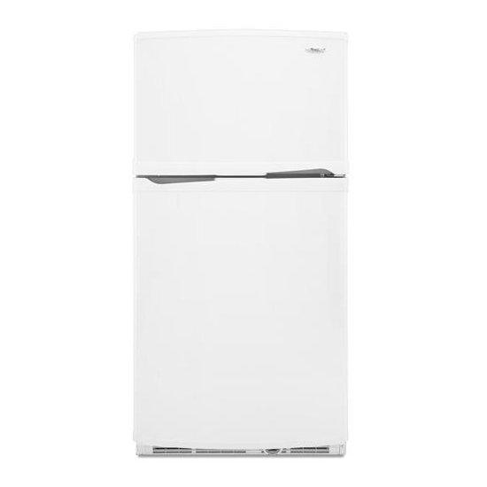 Whirlpool 5GR2SHKXLQ 220 Volt 50 Hz Top Mount Refrigerator