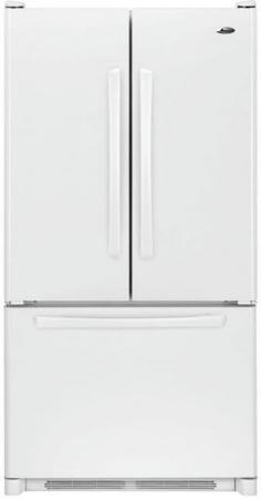 Whirlpool WG37026FEAW 220 Volt 50 Hertz French Door Refrigerator