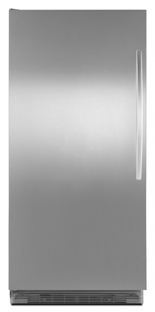 Whirlpool 5VEV188NAS SS 220 Volt 50 Hz 18 Cu. Ft. Upright Freezer