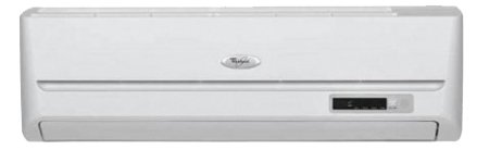 Whirlpool AMD012 220 Volt 50 Hz 12, 000 BTU Split Air Conditioner