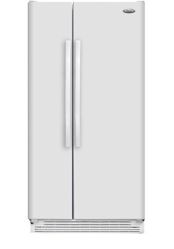 Whirlpool ED2FHKXVQ WW 220 Volt 50 Hz 23 Cu. Ft. Refrigerator