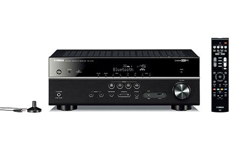 Yamaha RX-V579D 110-120 Volt 220-240 Volt 50/60 Hz AV Receiver