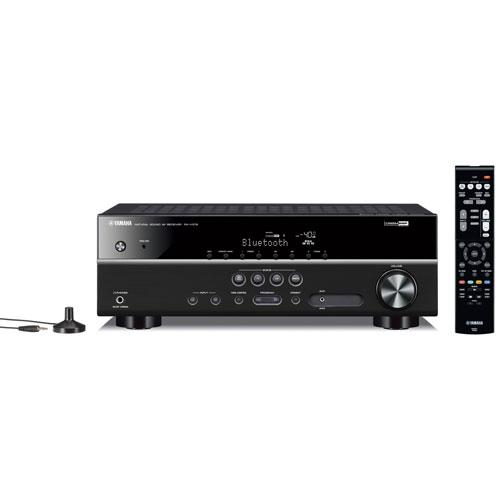 Yamaha RX-V379D 110-120 Volt 220-240 Volt 50/60 Hz AV Receiver