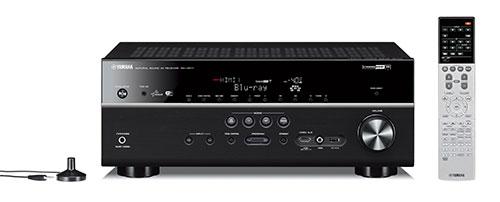 Yamaha RX-V677 110-120 Volt 220-240 Volt 50/60 Hz AV Receiver