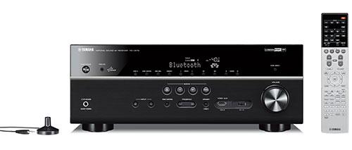 Yamaha RX-V679D 110-120 Volt 220-240 Volt 50/60 Hz AV Receiver