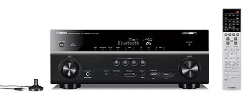 Yamaha RX-V779D 110-120 Volt 220-240 Volt 50/60 Hz AV Receiver