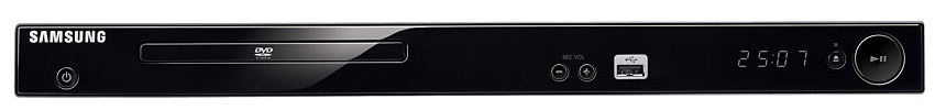 Samsung DV-P390 Region Free DVD player with built-in Video Converter