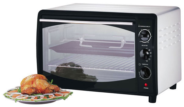 Black and Decker TRO60 220-240 Volts 50 Hertz Oven