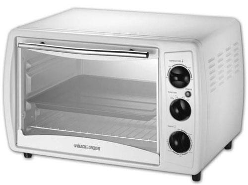 Black and Decker TR50 220-240 Volts 50 Hertz Oven