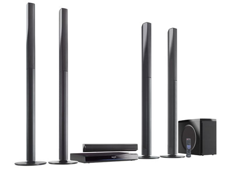 Panasonic SCPT980 Region Free World Wide Home Theatre System with