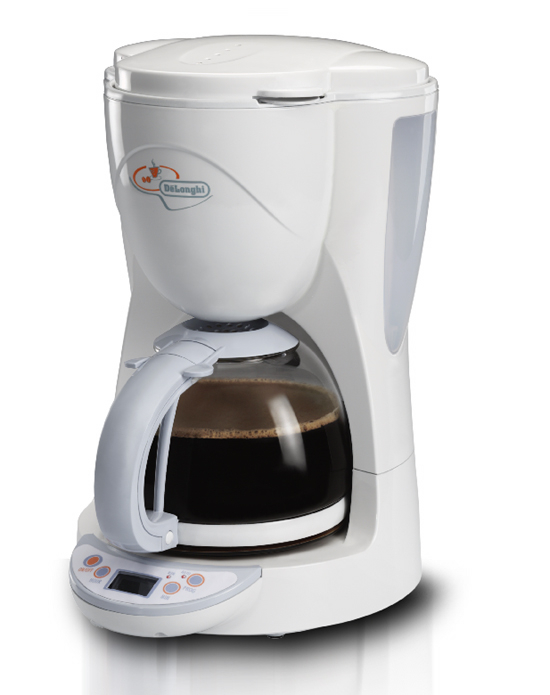DELONGHI ICM4 220-240 Volt 50 Hz Coffee Maker for 10 Cups