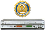 Extended Warranty Coverage for DVD Player, DVD/VCR or VCR