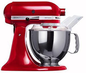 KitchenAid Stand Mixer 5KSM150PSE 220 240 Volts 50 Hz To Use Outside North  America.