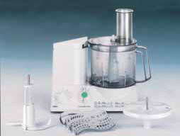 Braun 220-240 Volt Food Processor