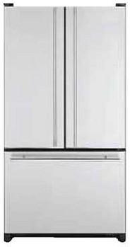 Maytag 220-240 Volt 50 Hertz 3 Door Refrigerator Stainless G32526PEKS