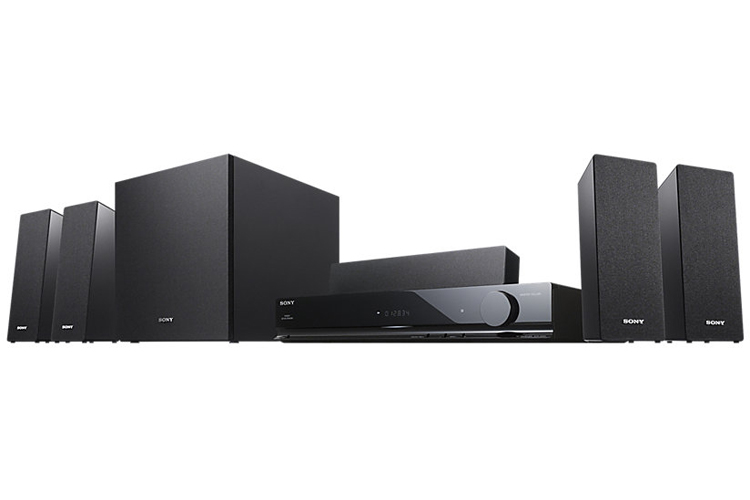 Sony HTS-S380 3-D Region Free Home Theater System - Includes Sony BDP-S480