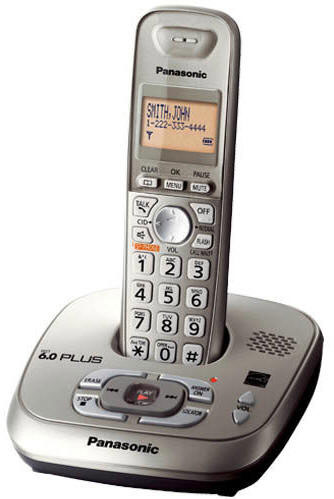 Panasonic KX-TG4021 Dual Voltage Cordless Phone