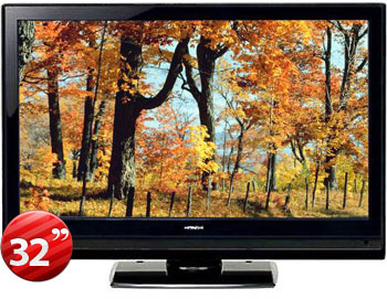 "Hitachi 32"" L32A02A Multi-System LCD TV for PAL, NTSC, SECAM"