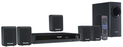 Panasonic SC-PT75 Region Free Home Theatre System