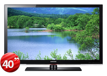 Samsung LA-40C530 Full HD 40&quot; Multi-System 1080p LCD TV