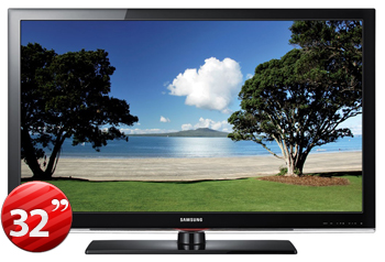 "Samsung LA-32C530 32"" Multi System Full HD LCD TV"