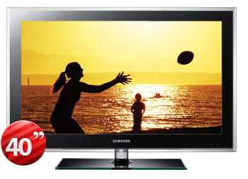 Samsung LA-40D550 Full HD Multi System LCD TV