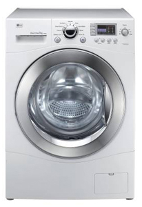 LG 1484ADP 220 240 Volt 50 Hz Use Overseas Outside North America 2 in One Combo Electric Dryer/Washer