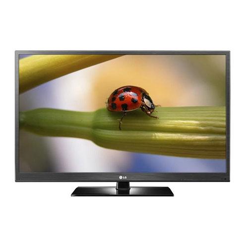 """LG 42"""" Multi System 3-D Plamsa TV 42PW450"""