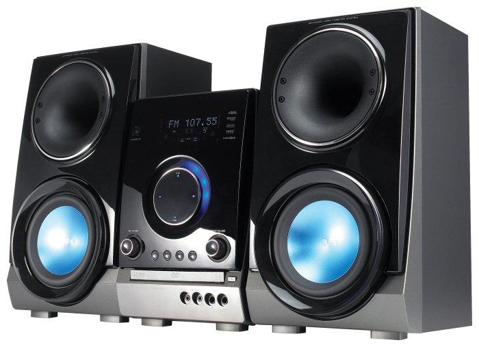 LG RBD154 Region Free DVD Micro Stereo System