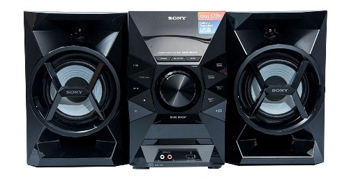Sony MHC-ECL5 Mini Audio system 120W RMS FOR 110-220 Volts