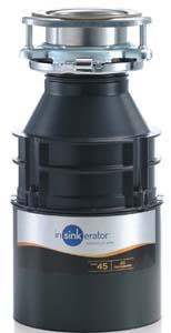 Insinkerator 220-240 Volt 50 Hertz Garbage Disposal