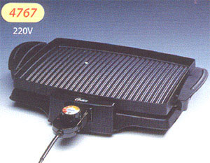 OST4767 Oster 220-240 Volts Indoor Grill