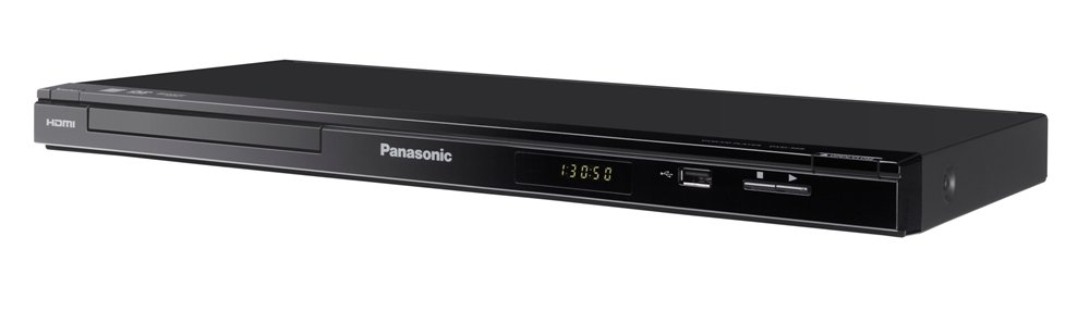 Panasonic Region Free PAL/NTSC DVD Player with Full HD 1080p Up-Conversion