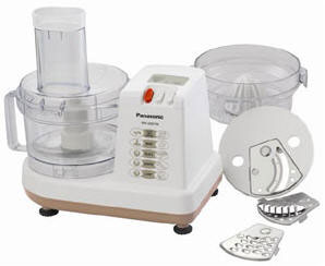 Panasonic MK-5086M 220-240 Volt Food Processor