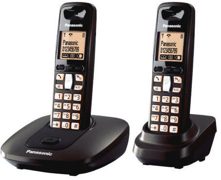 Cordless Dual Phone Cordless Phone System