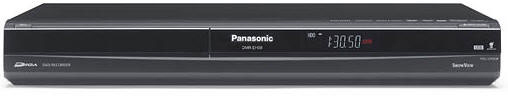 Panasonic DMR-EH59 Region Free DVD Recorder with 250GB Hard Disk
