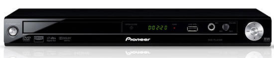 Pioneer DV-120-k Region Free DVD Player - Feature packed player at a low price!