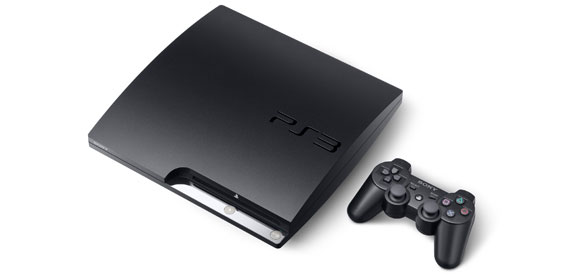 Sony PAL system PlayStation 3 with 120 GB HDD