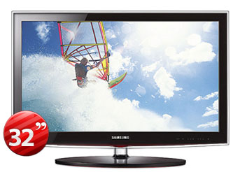 "Samsung UA-32C4000 32"" Multi System LED TV"