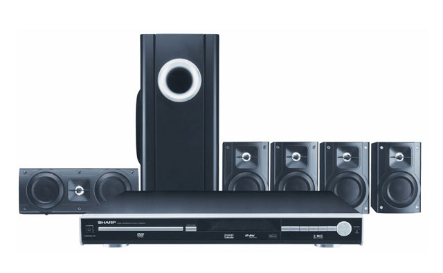 Buy Sharp Home Audio - Sharp HT-CN550 Region Free Home Theater System